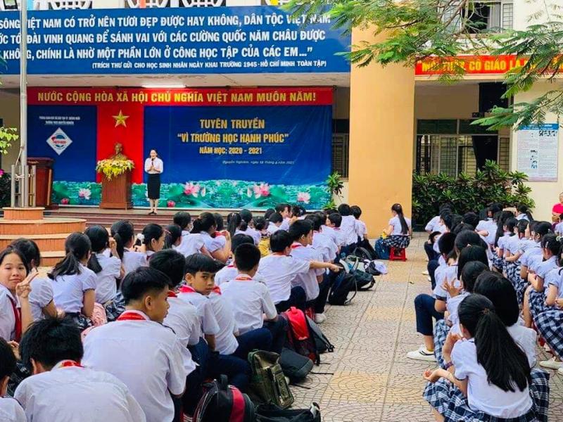 Trường THCS Nguyễn Nghiêm