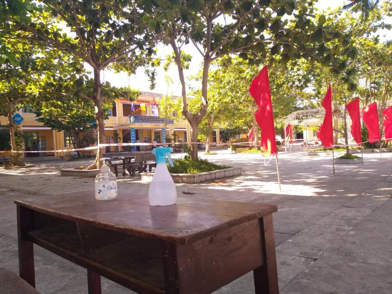 Trường THCS Phan Bội Châu