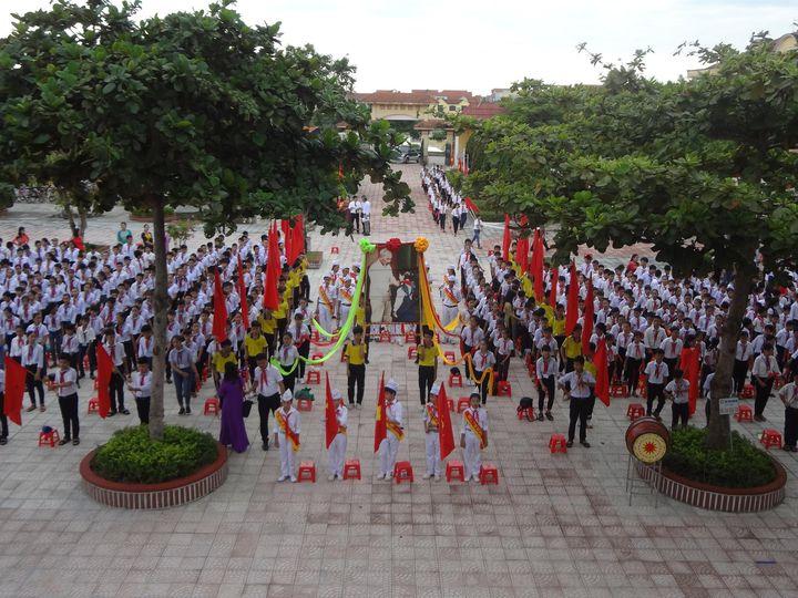 Trường THCS Quách Xuân Kỳ