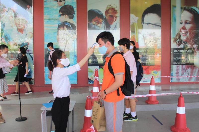 Trường THCS quốc tế Singapore