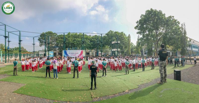 Trường THCS Song Ngữ Lạc Hồng