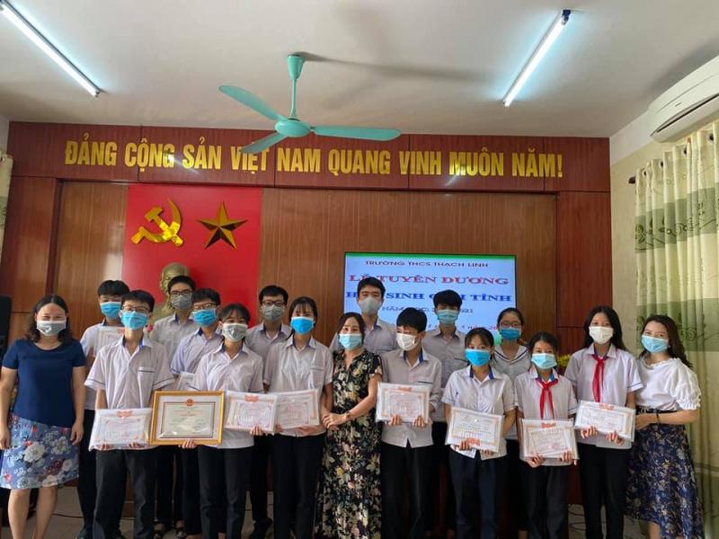 Trường THCS Thạch Linh