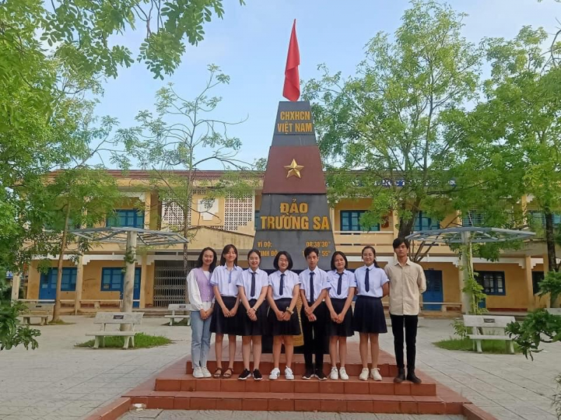 Trường THCS Thành Cổ