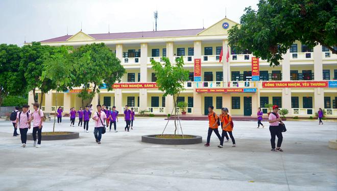 Trường THCS Trần Nhật Duật
