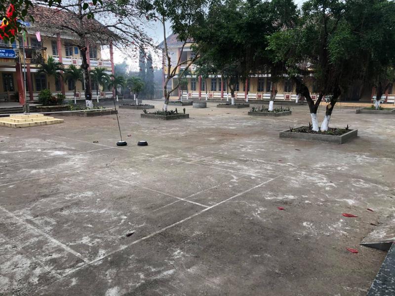 Trường THCS & THPT Chu Văn An