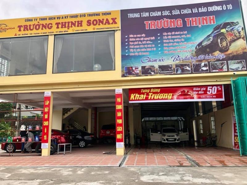 Trường Thịnh Auto