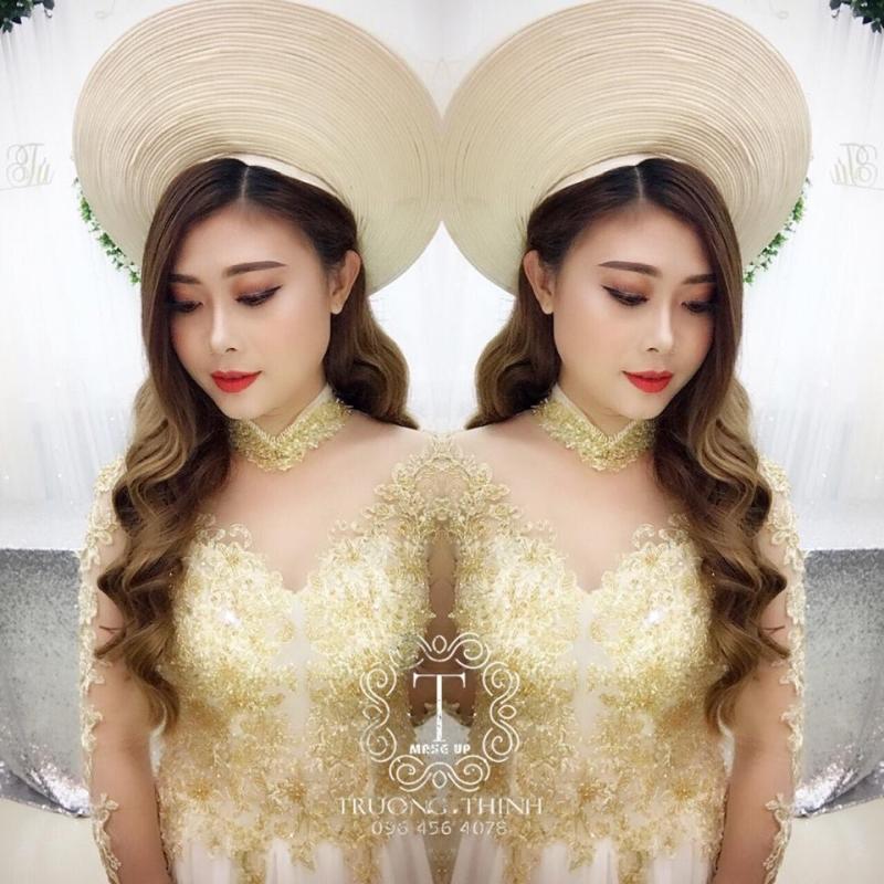 Trương Thịnh Make Up