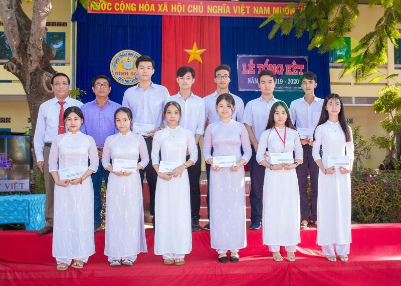 Trường THPT Bình Sơn