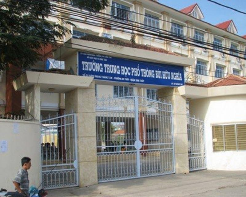 Trường THPT Bùi Hữu Nghĩa