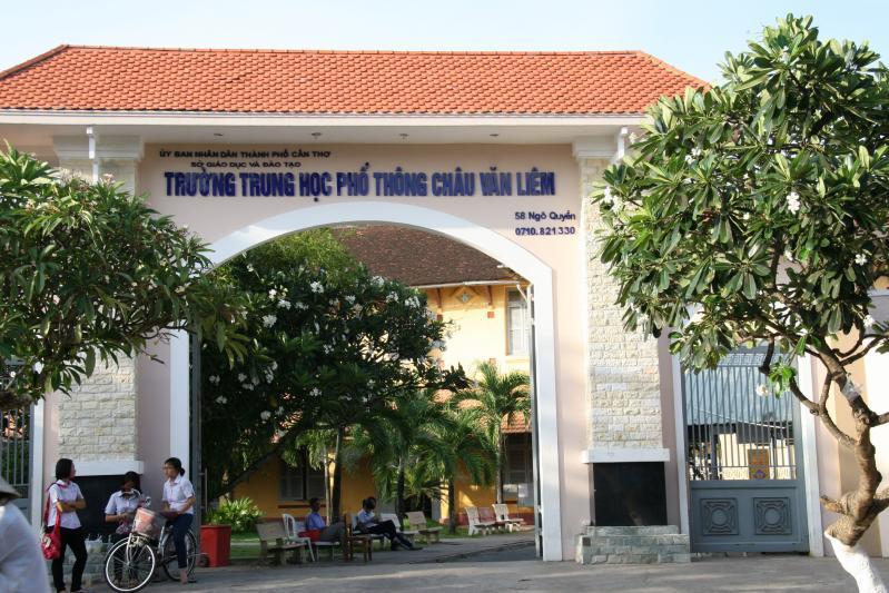 Trường THPT Châu Văn Liêm