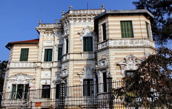 THPT Chu Văn An với phong cách kiến trúc Pháp