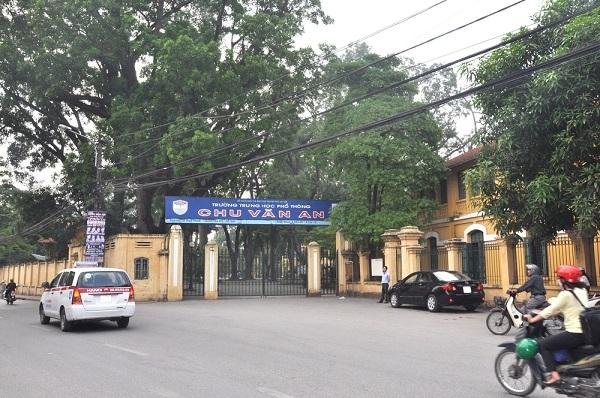 Trường THPT Chu Văn An (Hà Nội)