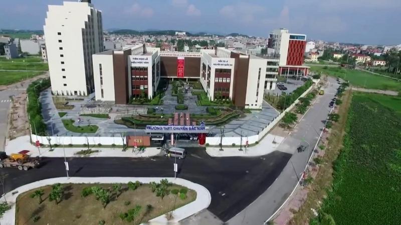 Ngôi trường THPT hiện đại bậc nhất Việt Nam