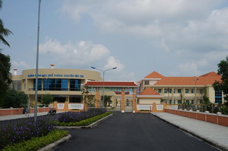 Trường THPT Chuyên Bến Tre