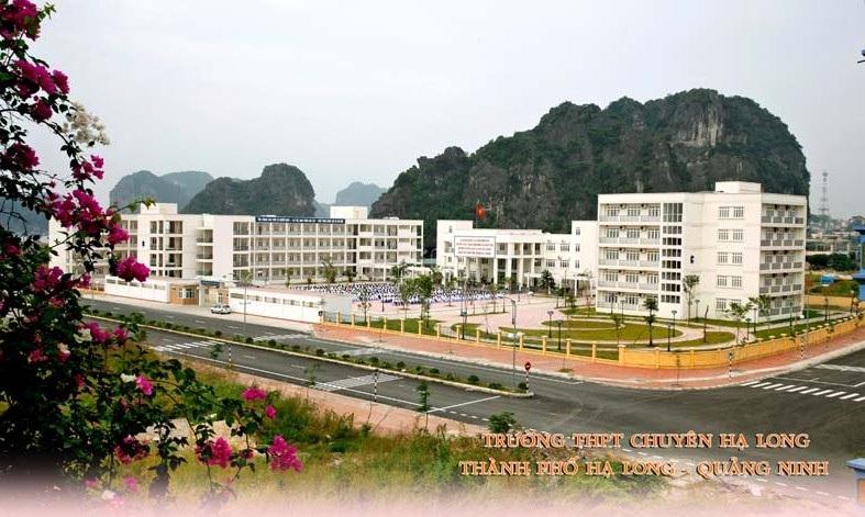 Trường THPT chuyên Hạ Long - Quảng Ninh