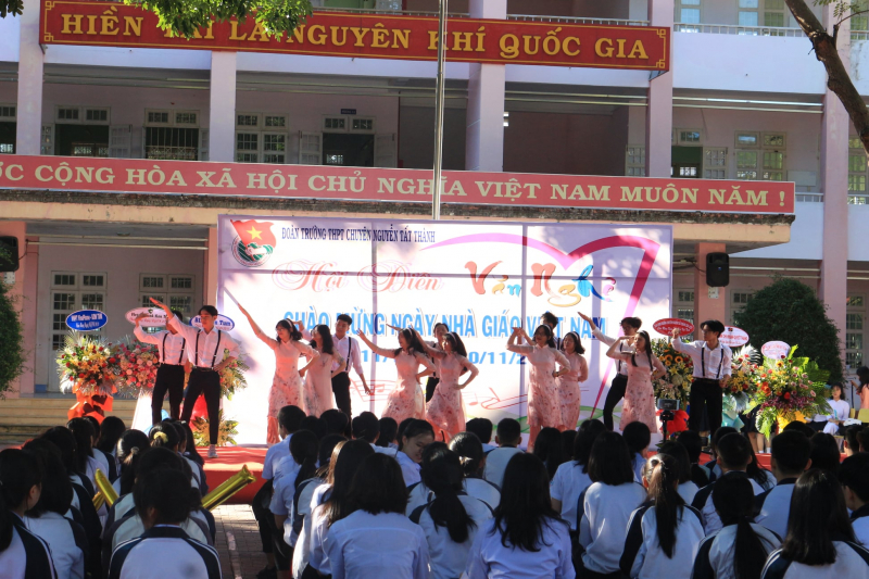Trường THPT Chuyên Nguyễn Tất Thành