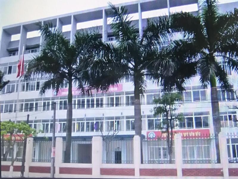THPT chuyên Thái Bình tại số 368A, Phan Bá Vành, thành phố Thái Bình