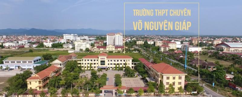 Trường THPT chuyên Võ Nguyên Giáp
