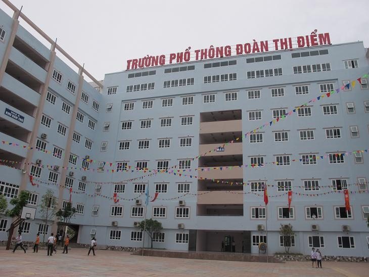 Trường phổ thông Đoàn Thị Điểm