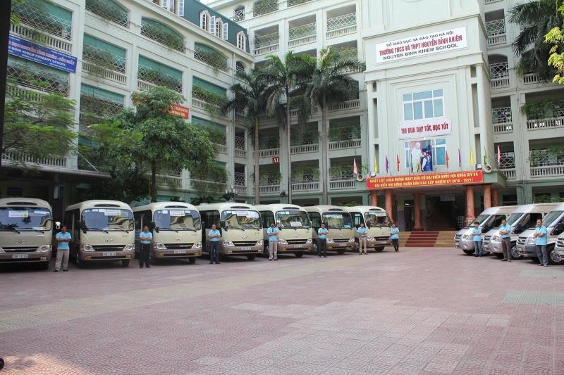 Trường THPT dân lập Nguyễn Bỉnh Khiêm