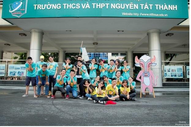 Trường THCS và THPT Nguyễn Tất Thành
