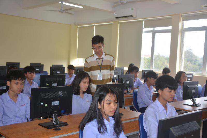 Trường THPT Dân tộc nội trú Tây Nguyên