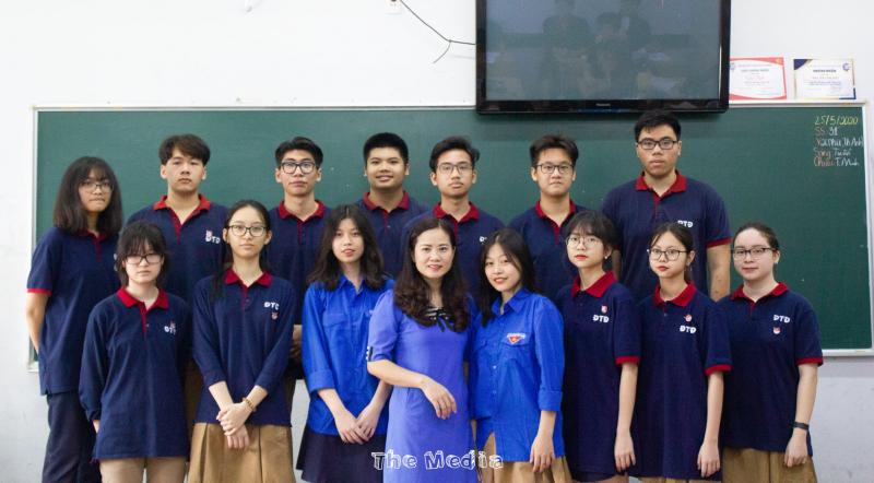Trường THPT Đoàn Thị Điểm
