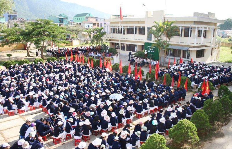 Trường THPT Đơn Dương