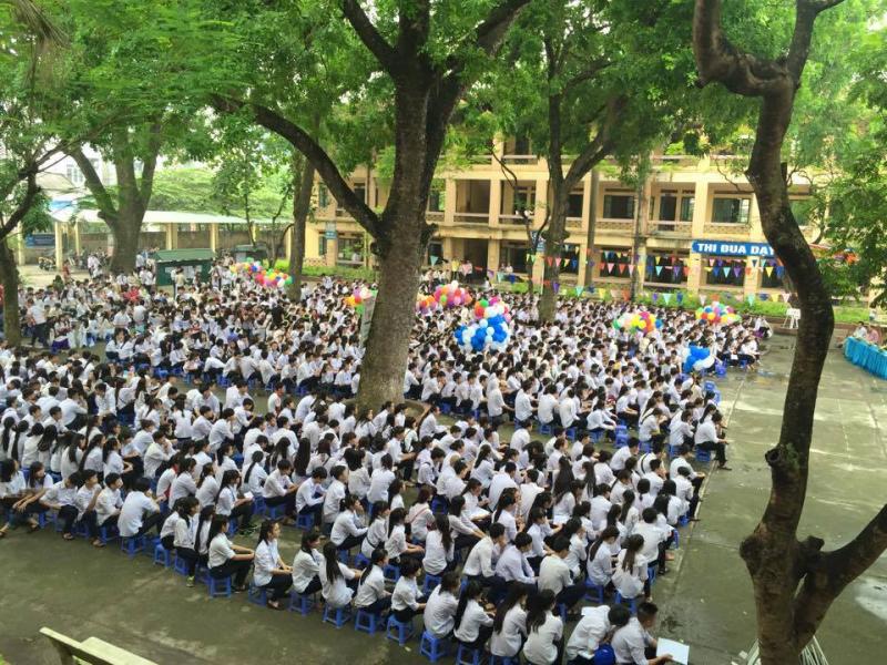 THPT Vân Nội