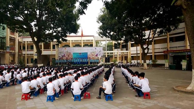THPT Kim Anh - Ngày môi trường xanh