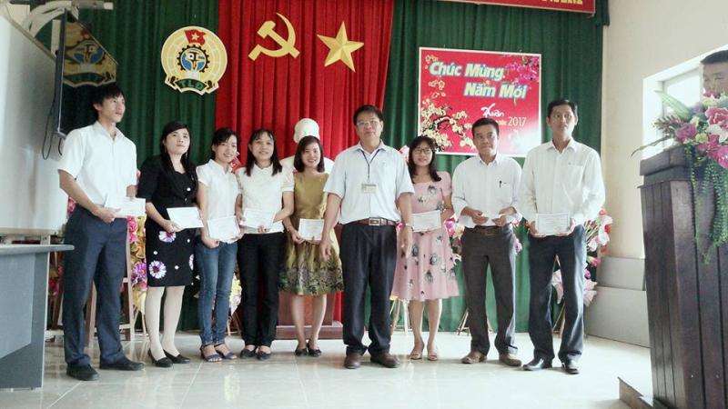Trường THPT Lê Trung Kiên