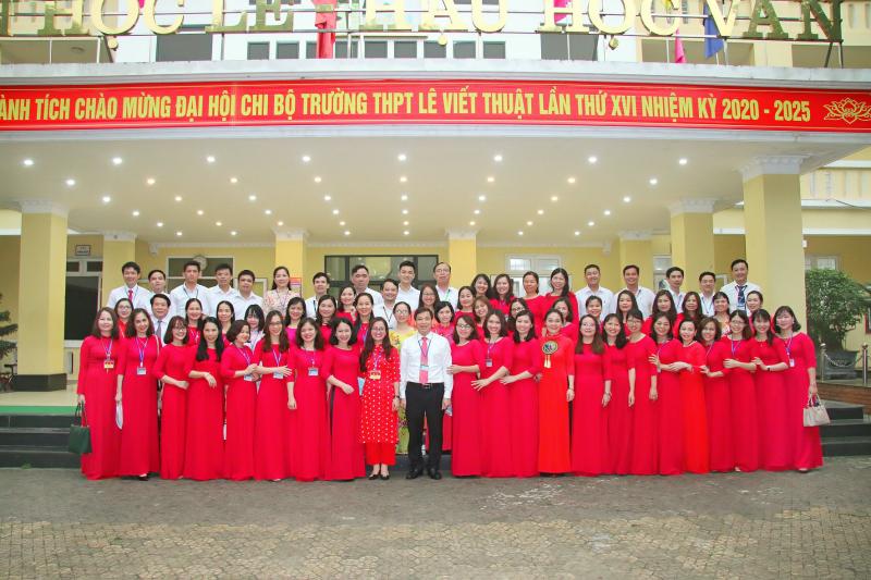 Trường THPT Lê Viết Thuật