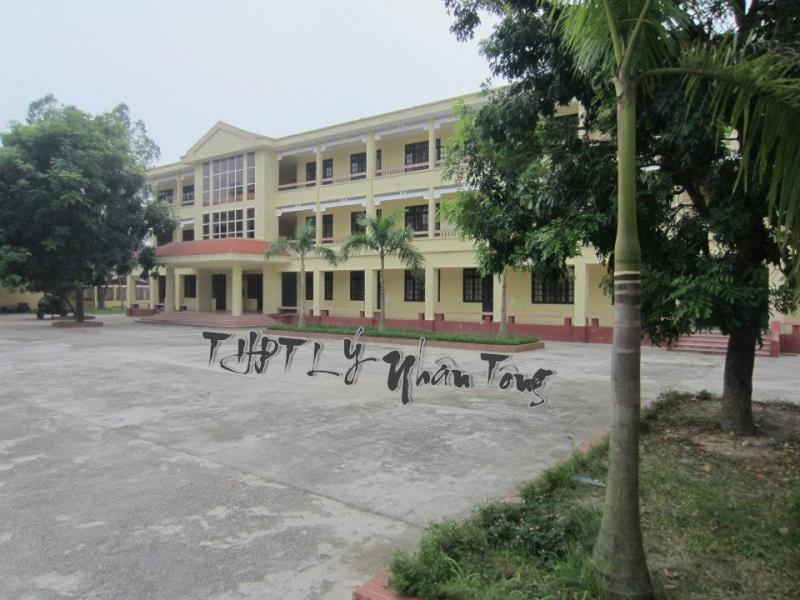 Trường THPT Lý Nhân Tông
