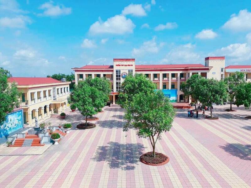Trường THPT Mạc Đĩnh Chi - Nam Sách
