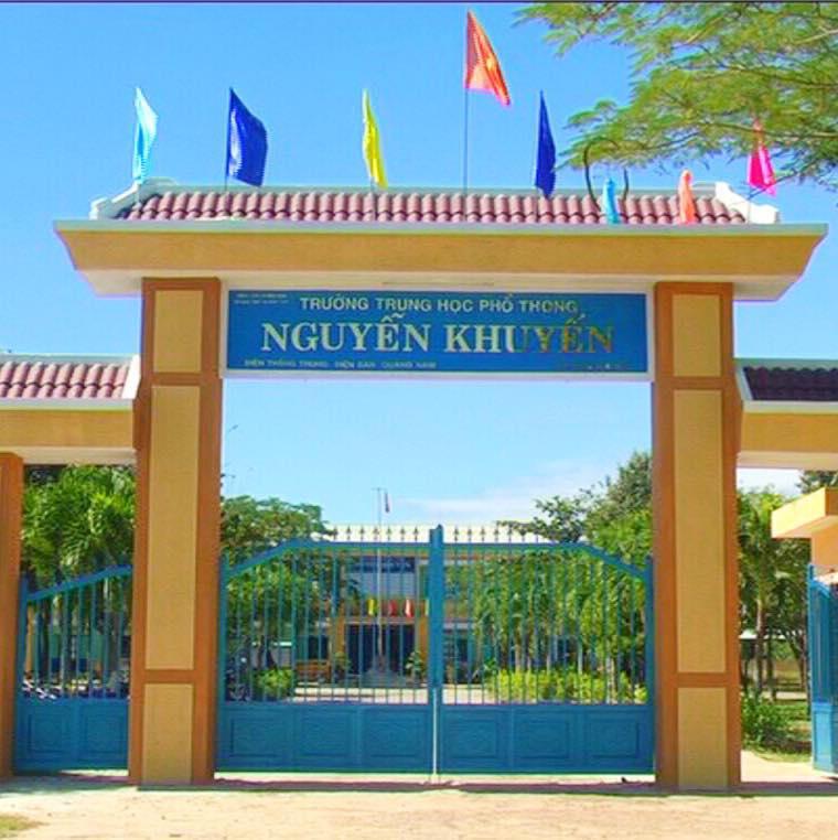 Trường THPT Nguyễn Khuyến