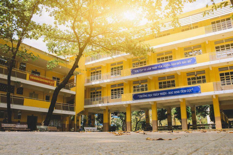 Trường THPT Nguyễn Thượng Hiền