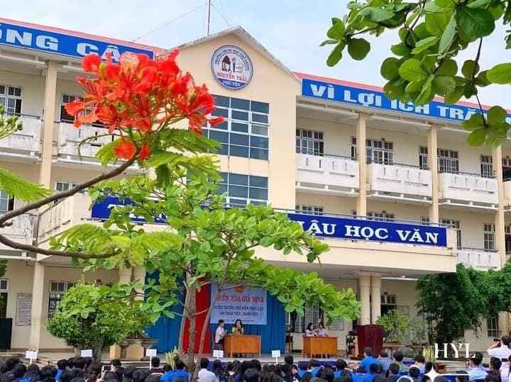 Trường THPT Nguyễn Trãi