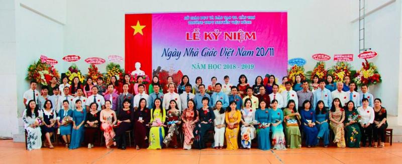 Trường THPT Nguyễn Việt Dũng