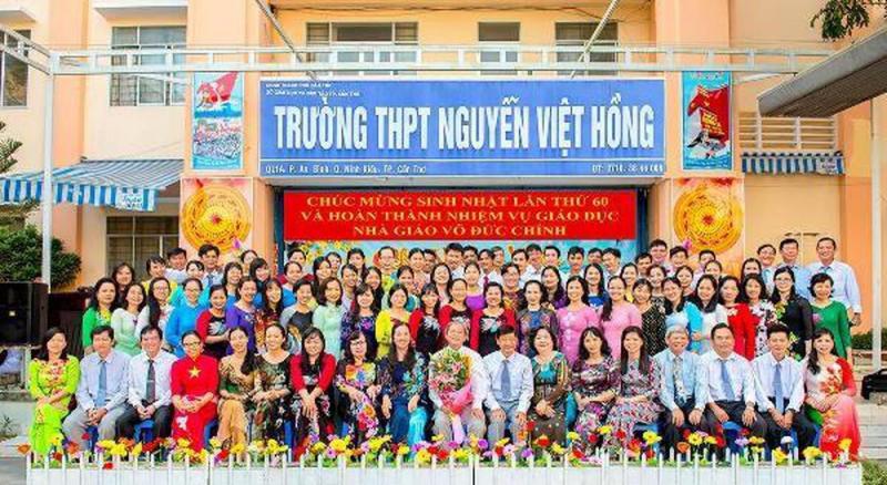 Trường THPT Nguyễn Việt Hồng