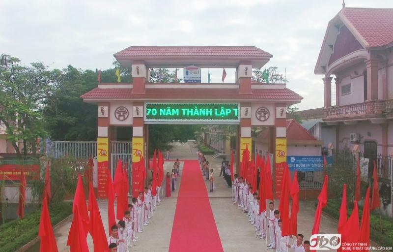 Lễ kỉ niệm 70 năm thành lập trường THPT Nguyễn Xuân Ôn