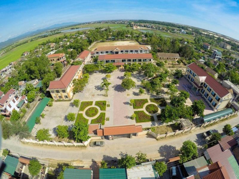 Trường THPT Ninh Châu