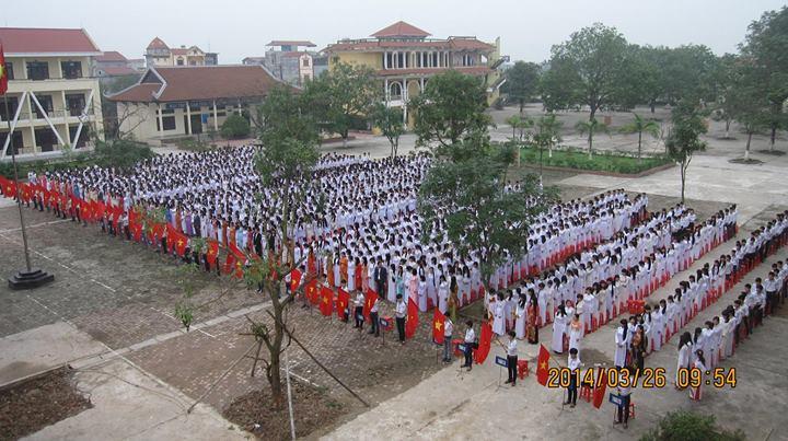 Trường THPT Quế Võ số 1
