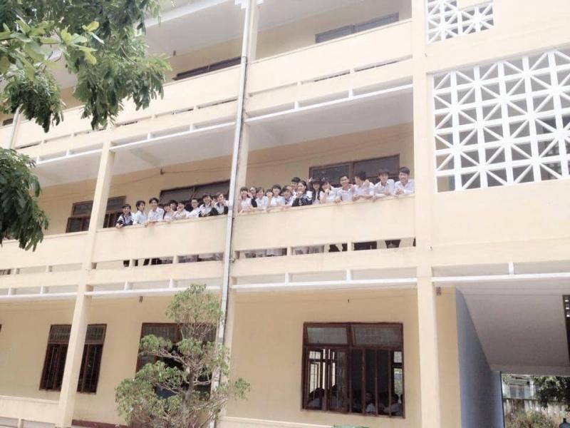 Trường THPT số 1 Đức Phổ