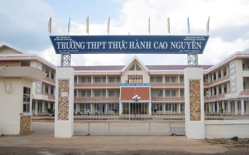 Trường THPT Thực hành Cao Nguyên