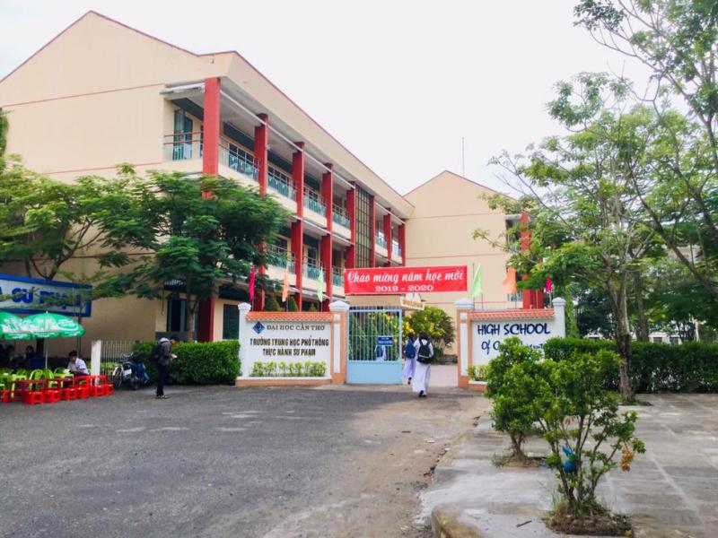 Trường THPT Thực hành Sư Phạm- Đại học Cần Thơ