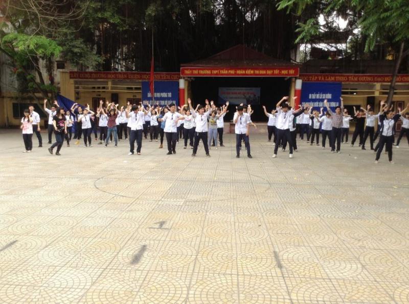 Trường thường xuyên tổ chức hoạt động ngoại khóa