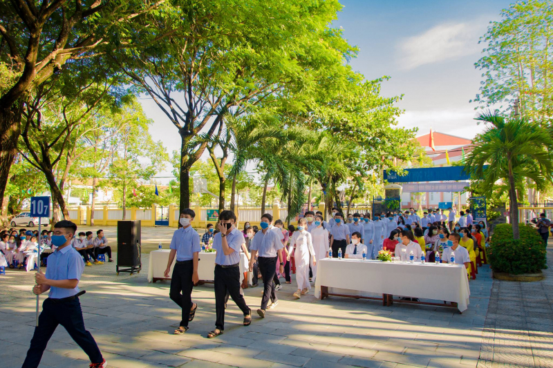 Trường THPT Trần Quý Cáp