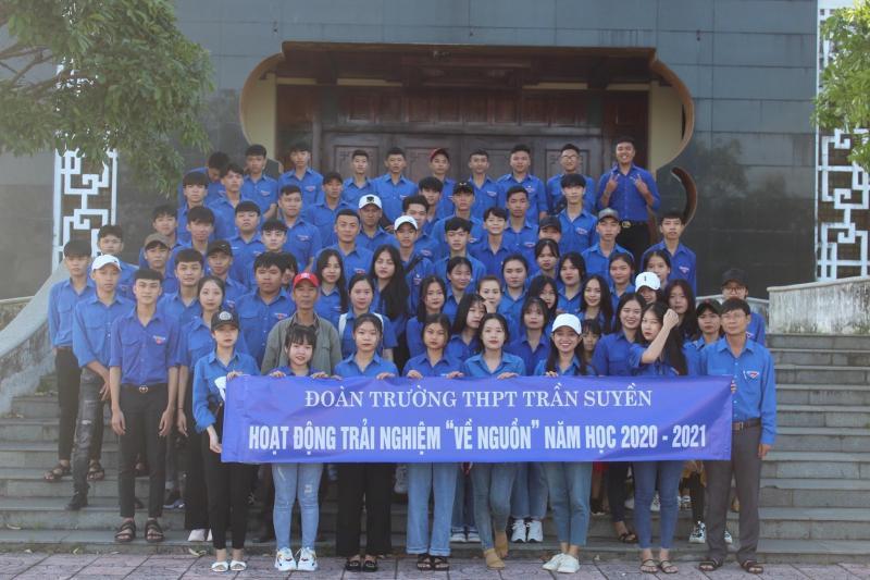 Trường THPT Trần Suyền