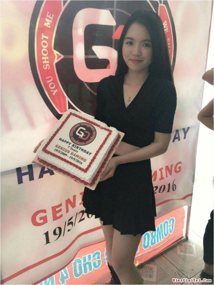 Nữ streamer xinh đẹp Trương Thúy Quỳnh (Babi)