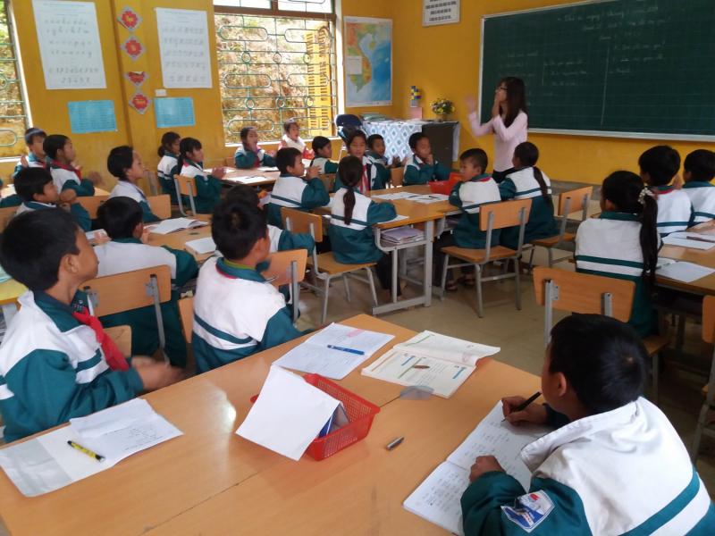 Trường Tiểu học Bế Văn Đàn